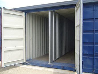 10ft Self Storage Container
