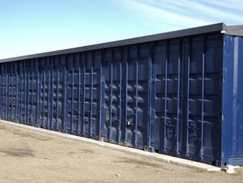 20ft Self Storage Container
