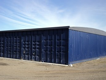40ft Self Storage Container